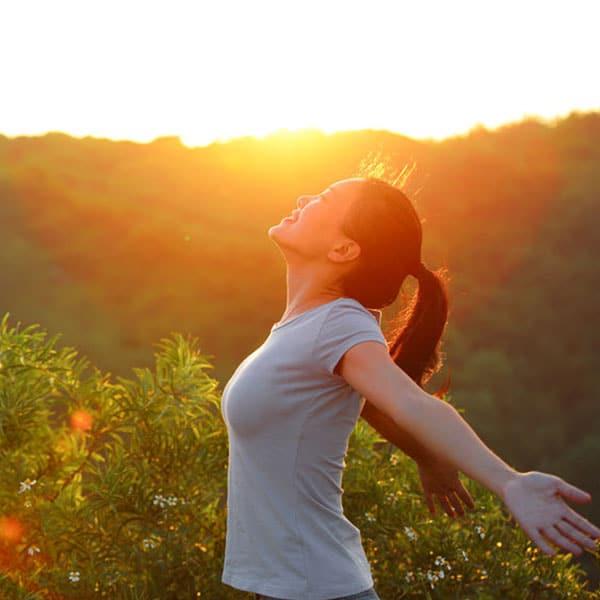 respiration profonde combattre stress et anxiété